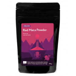 Ufeelgood. МАКА КРАСНАЯ /RED MACA POWDER ORGANIC 150 гр.
