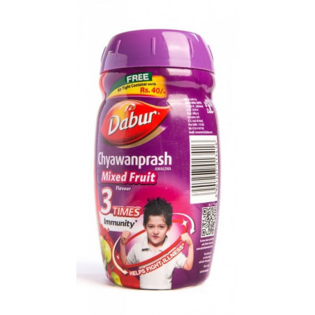 Dabur. Чаванпраш mixed fruit, 500 гр.