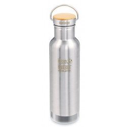 Klean Kanteen. Термобутылка Brushed Stainless, 592 мл