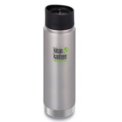 Klean Kanteen. Термобутылка (cafe) Brushed Stainless, 592 мл