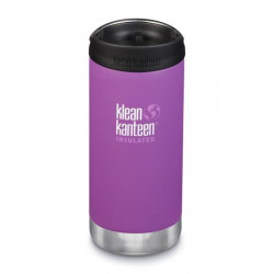 Klean Kanteen. Термобутылка (cafe) Berry Bright, 355 мл