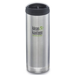 Klean Kanteen. Термобутылка (cafe) Brushed Stainless, 473 мл