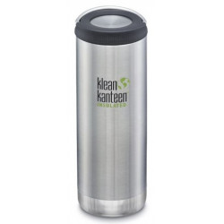 Klean Kanteen. Термобутылка Brushed Stainless, 473 мл