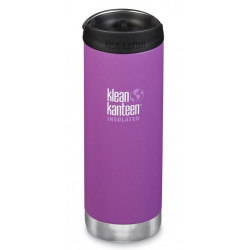 Klean Kanteen. Термобутылка (cafe) Berry Bright, 473 мл