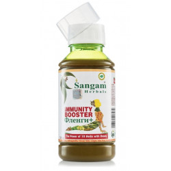 Sangam Herbals. Сок Фленги+ Immunity Booster, 500 мл